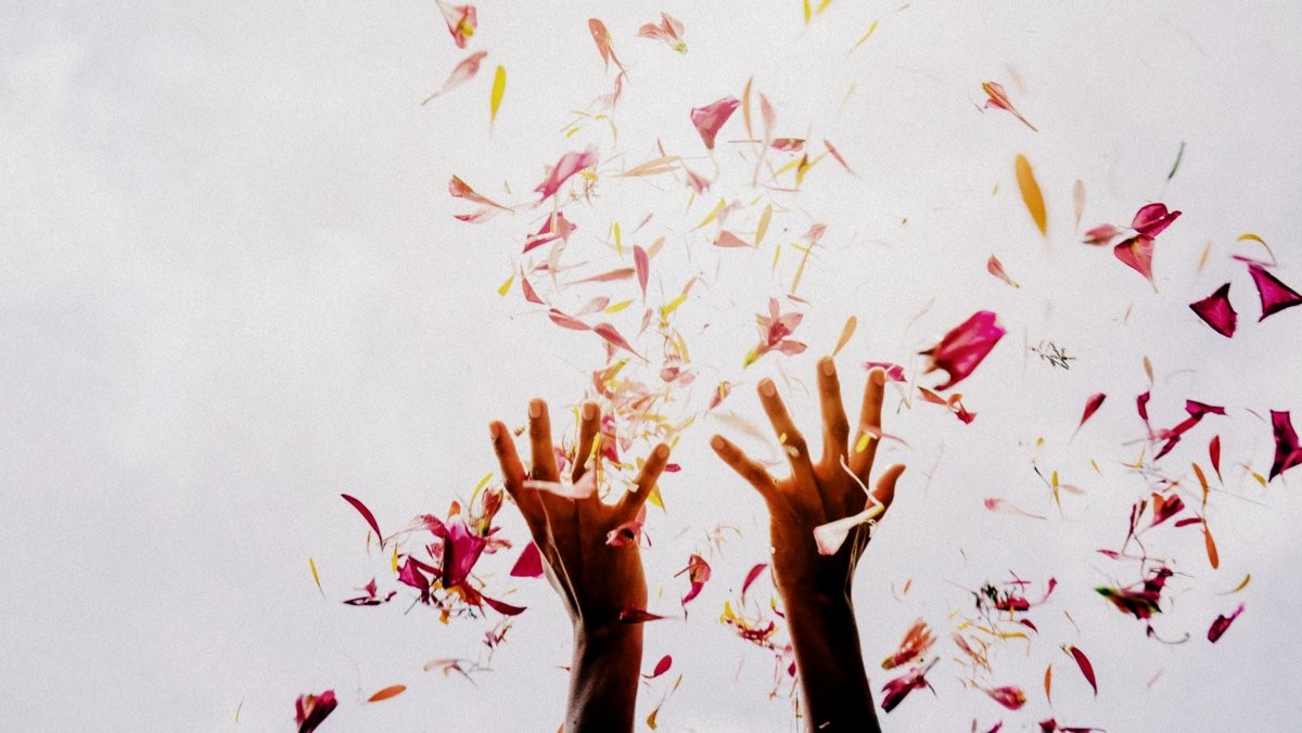 Celebration confetti