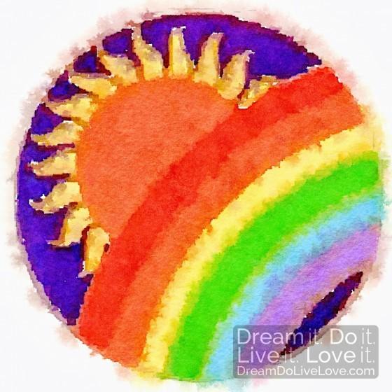 illuniations-rainbow-sunshine-watercolor